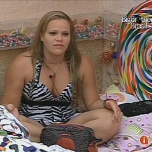 Paula fica chateada com o voto de Diogo (12/01/11)