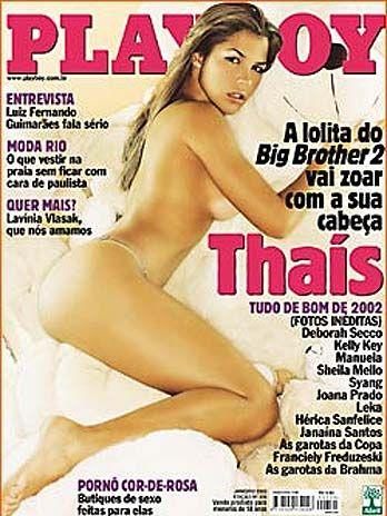 Thaís (BBB2)