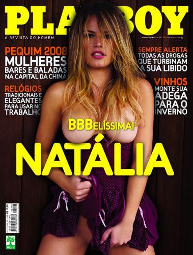 Natália (BBB8)