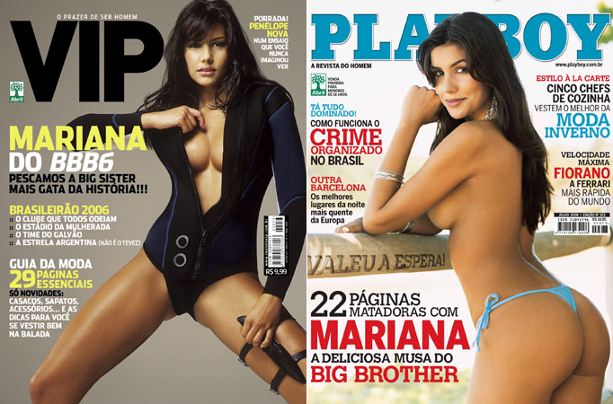 Mariana (BBB6)