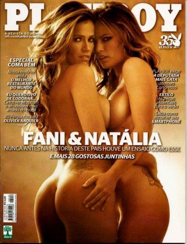 Fani (BBB7) e Natália (BBB9)